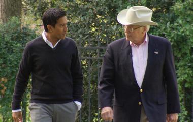 Gupta: Heart patients should learn from Cheney