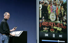 Steve Jobs and the Beatles