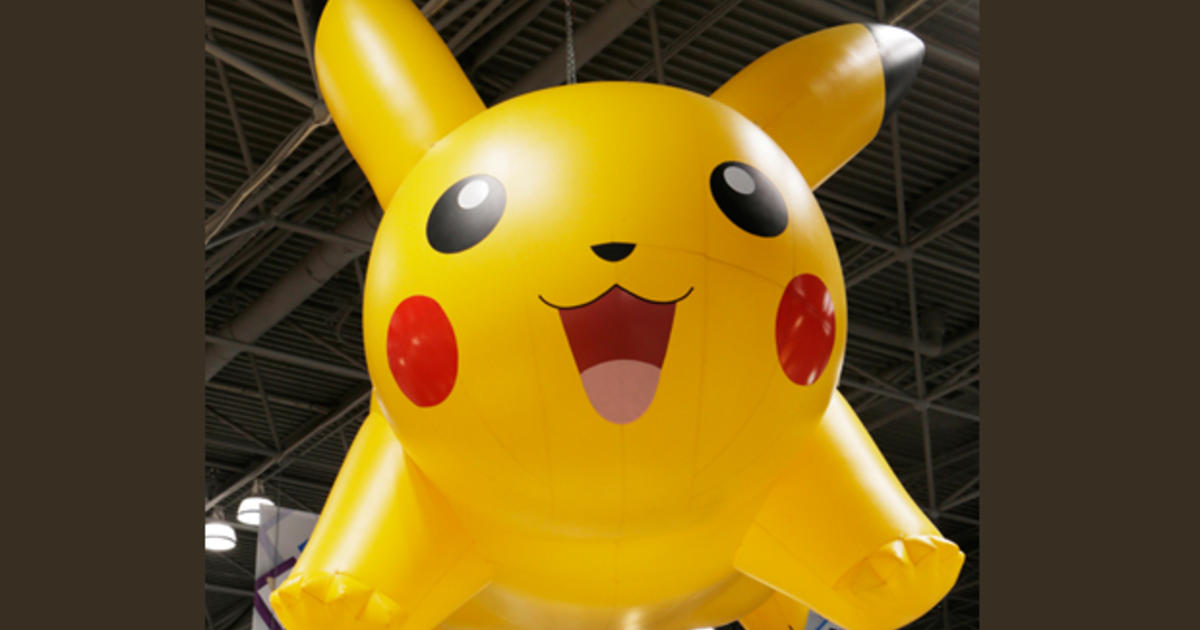 This new Pokemon game is causing some real-world bruises