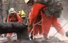 Investigators say Calif. wildfire was man-made