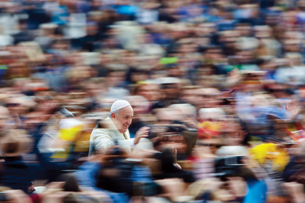 """National Geographic's """"Pope Francis and the New Vatican"""""""