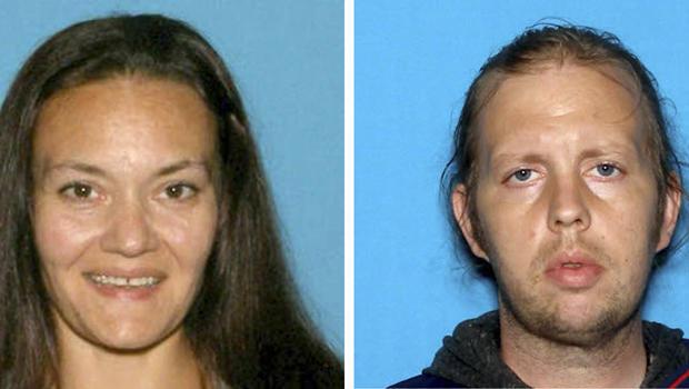 合成照片显示迈克尔帕特里克麦卡锡和40岁的雷切尔邦德,这位2岁半女孩贝拉邦德的母亲,在2015年9月18日发布的萨福克郡地方检察官办公室照片中。