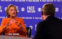 """Hillary Clinton on emails: """"I didn't make the best choice"""""""