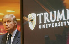 Trump faces lawsuits from former Trump University students