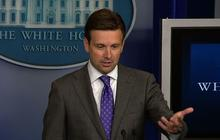 Pressuring Assad hasn't yielded ideal outcome in Syria, W.H. says