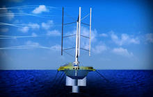 Harnessing the power of wind and waves