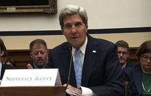 "Kerry: Assad ""believes he can just gas his way out"" of Syrian conflict"