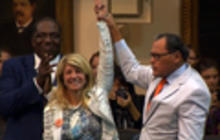 Wendy Davis: Texas' newest star politician