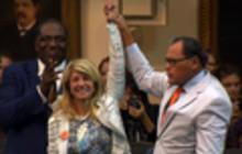 Wendy Davis: Texas' newest star politician