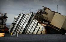 Watch: Costa Concordia salvage operation kicks off