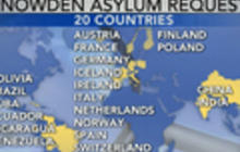 Snowden withdraws Russia asylum request