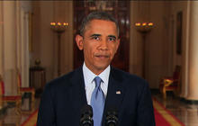 Obama makes his case for Syria strike, says diplomacy still deserves more time