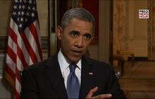 "Obama: ""I have not made a decision"" on Syria military strike"