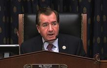 "Royce: State Dept. was ""asleep"" during Benghazi"