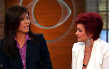 "Sharon Osbourne, Julie Chen talk ""The Talk"""