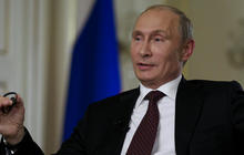 Putin issues warning to U.S. on going it alone in Syria