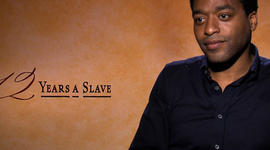 """12 Years A Slave"" cast on ""extraordinary story"""