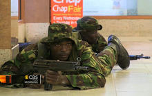 Explosions continue on fourth day of Nairobi Mall massacre