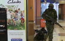 Kenyan businessman played dead after being injured in mall siege