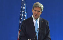 Kerry briefs U.S. allies on Syrian chemical weapons agreement