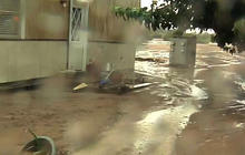 Flash flooding reported in five states