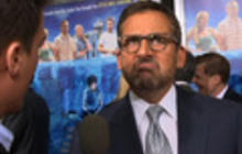 """Steve Carell talks """"The Way, Way Back"""" at NYC premiere"""