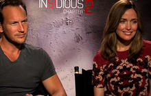"""Insidious: Chapter 2"" stars get ""physical"" in horror sequel"