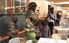 Deadly mall attack in Kenya's capital