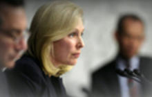 Sen. Gillibrand faces setback in plan to tackle military sexual assaults