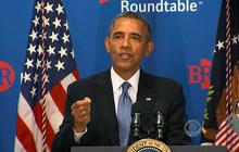 Obama refuses to negotiate over the debt limit