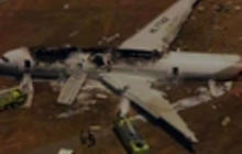 Improved airplane design saves lives in a crash