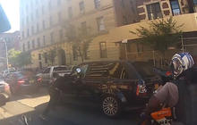 Biker charged in NYC motorcycle road rage incident