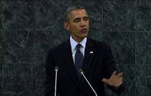 """Obama: No U.S. interest in Syria """"beyond the well-being of its people"""""""