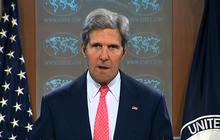 "Kerry: Syria use of chemical weapons ""undeniable"""