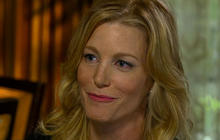 """Breaking Bad"" star Anna Gunn talks series end"