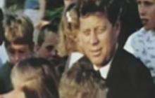 JFK exhibit highlights Kennedy's summer of 1963