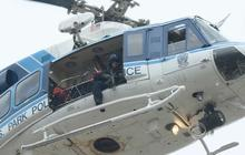 Helicopter made daring rescue operation during Navy Yard shooting