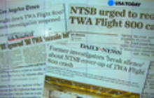 TWA Flight 800 documentary alleges missile cover-up