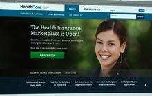 Obamacare Web site overloaded on first day