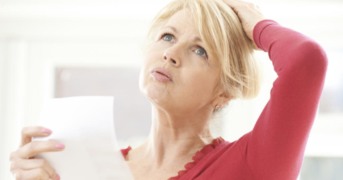 Menopause study finds four different patterns of hot flashes cbs
