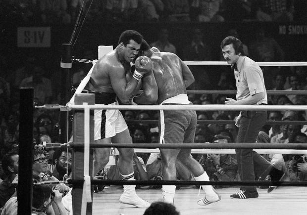 Look back: Thrilla in Manila