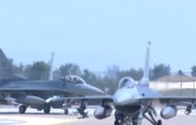 Close calls between Russian and U.S. warplanes in Syria