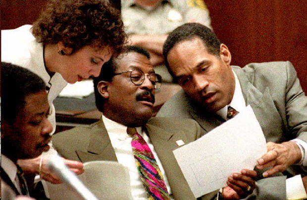 The O.J. Simpson trial: Where are they now?