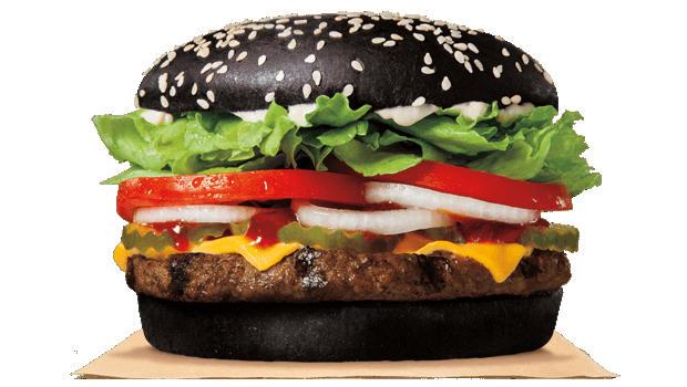 Black Burger Green Poop Why Halloween Whopper Has Odd