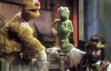 """Kermit & Miss Piggy: Before """"The Muppets"""" movie"""