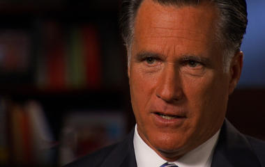 "Romney on ""Obamacare"""