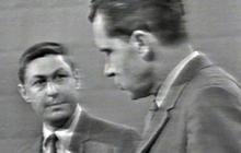 Hewitt directs first televised presidential debate