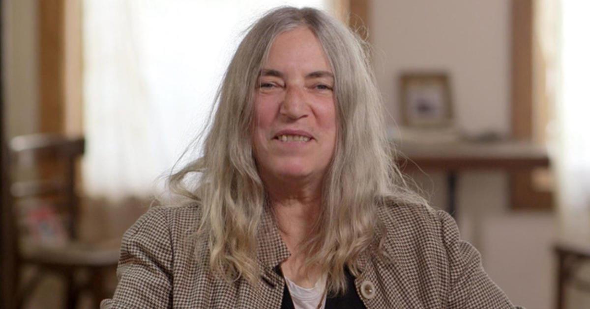 Rock Star Patti Smith On Success As Author And New Book Quot M