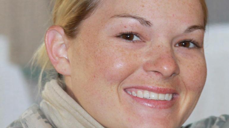Spc. Kelly Bordeaux