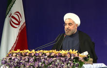 "Rouhani says Iran has ""political will"" to solve nuclear problem"